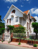Viktorianisches Haus in Buyukada/in Istanbul Lizenzfreie Stockfotos