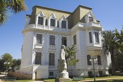 Viktorianisches Haus Vina del Mar Stockfoto