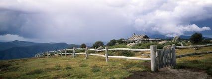 Viktorianisches hohes Land Stockbilder