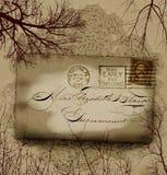 Viktorianisches Laub Lizenzfreies Stockbild