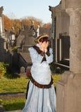 Viktoriansk änka Royaltyfri Bild
