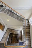 Viktoriansk trappa Royaltyfri Bild