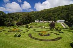 Viktoriansk Walled trädgård Royaltyfri Fotografi