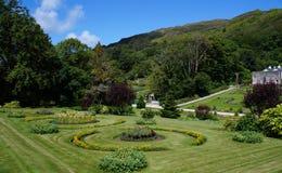 Viktoriansk Walled trädgård Royaltyfri Bild