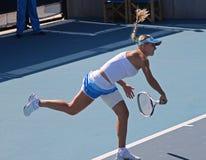 Viktoriya Kutuzova (UKR), tennis player Royalty Free Stock Photos