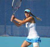 Viktoriya Kutuzova (UKR), tennis player Royalty Free Stock Photo
