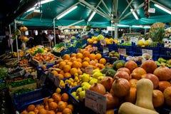 Viktualienmarkt立场 库存照片