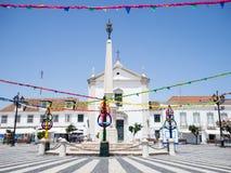 Vila Реальн de Santo Антонио, Португалия Стоковое фото RF