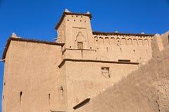 Vila antiga de Ait Benhaddou em Marrocos Foto de Stock