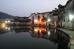 Vila antiga em China Imagem de Stock