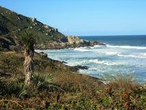 Vila Beach de canto Imagem de Stock Royalty Free