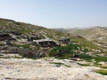 Vila beduína Imagem de Stock