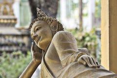 Vila buddha Arkivbilder