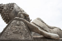 Vila Buddha, Laos Arkivbilder