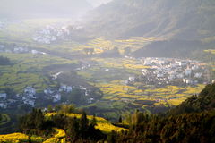 Vila chinesa Foto de Stock Royalty Free