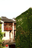 Vila da água de Suzhou Fotografia de Stock Royalty Free