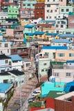 Vila da cultura de Busan Gamcheon fotos de stock royalty free