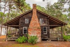 Vila da herança de Pinellas County Fotografia de Stock Royalty Free
