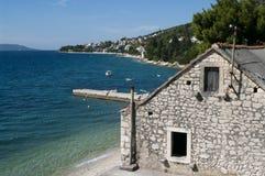Vila de Brist em Croatia Imagens de Stock Royalty Free