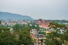 A vila de Camyuva Fotos de Stock Royalty Free