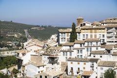 Vila de Cazorla Imagem de Stock