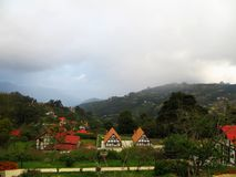 Vila de Colonia Tovar, Venezuela Imagens de Stock Royalty Free
