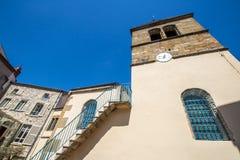 Vila de Coudes, França Imagem de Stock Royalty Free