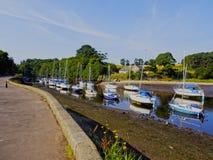 Vila de Cramond, Escócia Fotos de Stock Royalty Free