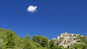 Vila de Gordes em Provence imagem de stock