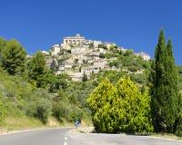 Vila de Gordes em Provence foto de stock royalty free