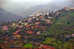 Vila de Gran Canaria fotos de stock royalty free
