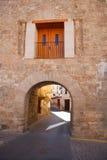 Vila de Jerica perto de Segorbe em Valência Imagem de Stock Royalty Free