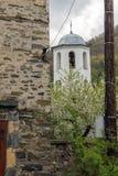 Vila de Kosovo com as casas do século XIX autênticas, Bulgária fotos de stock royalty free