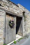 Vila de Lania - Chipre Imagem de Stock
