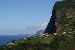 Vila de Madeira Imagens de Stock Royalty Free