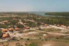 Vila de Mandacaru fotos de stock
