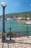 Opatija, Istria, Croatia foto de stock royalty free