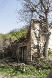 Vila de pedra Imagens de Stock