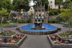Vila de Portmeirion fotografia de stock royalty free