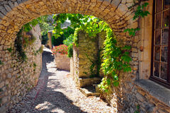 Vila de Provence foto de stock royalty free
