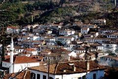 Vila de Sirince Imagens de Stock