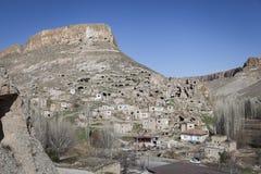 Vila de Soganli em Cappadocia Fotos de Stock Royalty Free