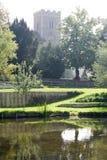 Vila de Sproughton Imagens de Stock Royalty Free