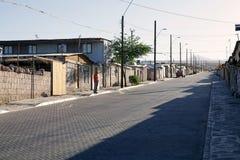Vila de Toconao, o Chile imagem de stock royalty free