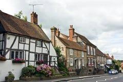 Vila de Tudor imagem de stock royalty free