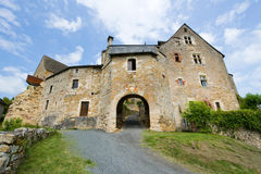 Vila de Turenne Fotografia de Stock Royalty Free