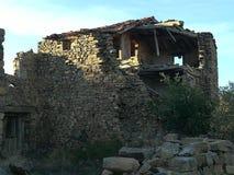 Vila de Valdecantos em Soria, Espanha Imagem de Stock Royalty Free