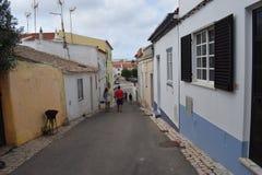 Vila Do Bispo Portugal fotografering för bildbyråer