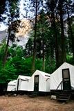 Vila do caril, parque nacional de Yosemite Imagem de Stock Royalty Free
