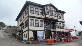 Vila do otomano de Bolu Imagem de Stock